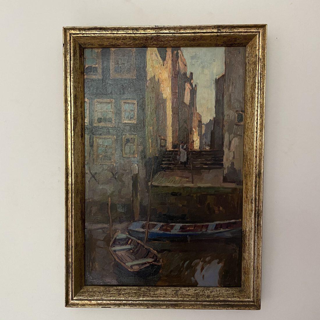 Voorstraat Dordrecht, Ben Viegers (1886-1947)