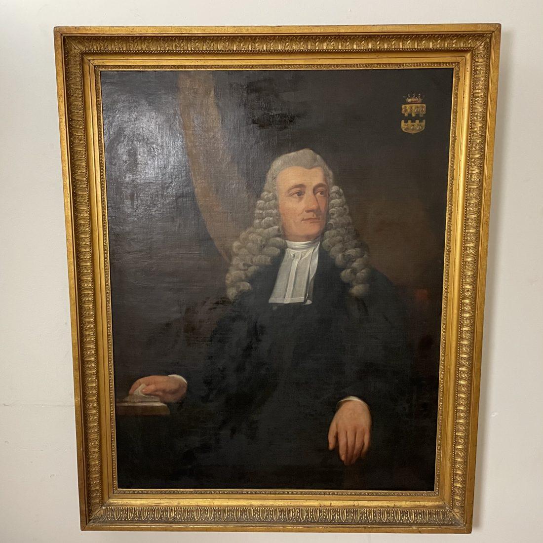 Portret van Jhr. Pieter Jacob de Bye (1766-1836)