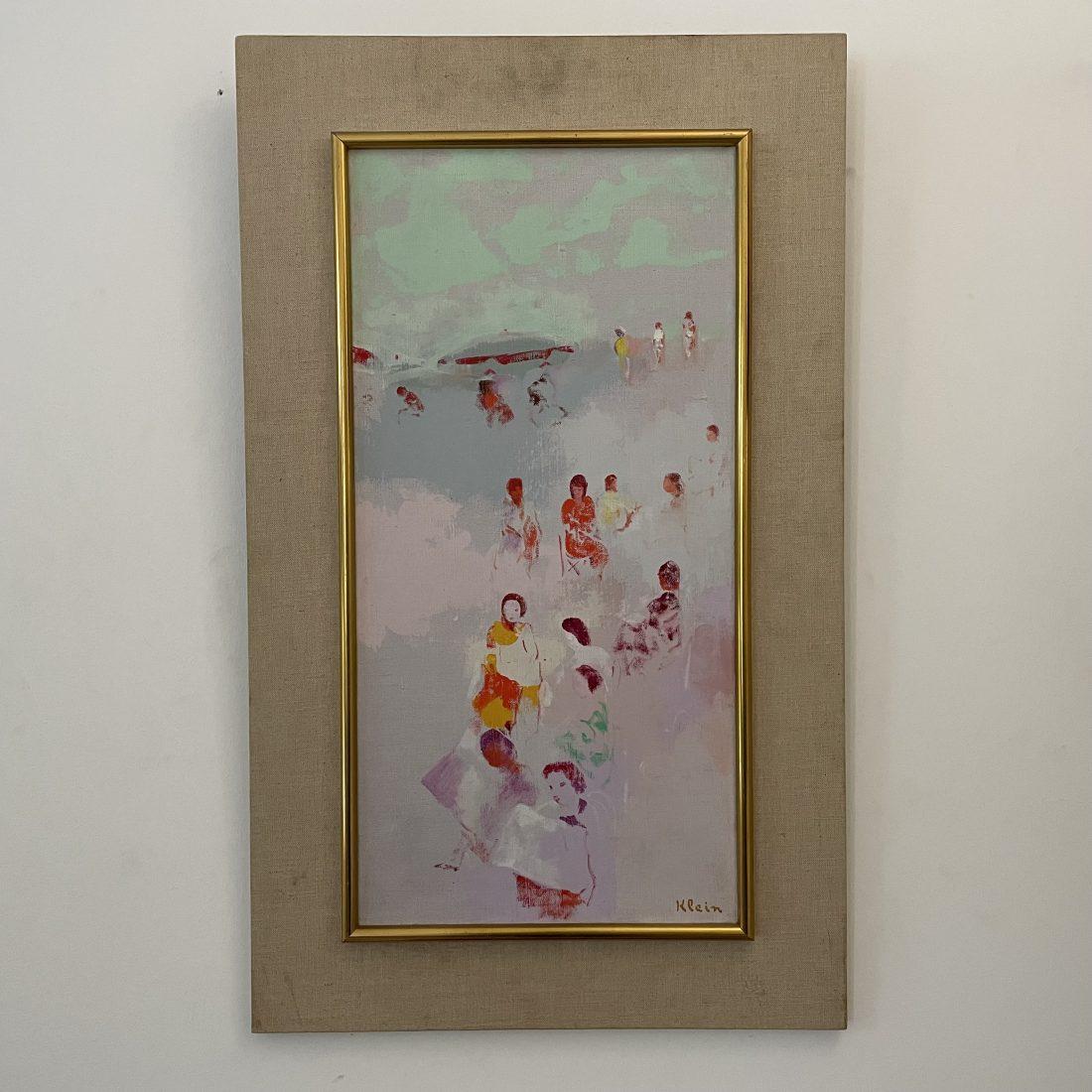 Diverse personen, Frits Klein ( Bandoeng 1898-1990 Parijs )